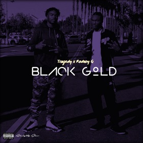 Black Gold (Screwed Version) DJ Almighty Slow front cover