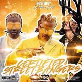 This Weeks Certified Street Bangers Vol.122 DJ Mad Lurk front cover