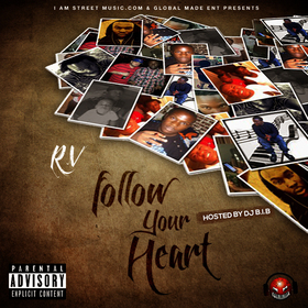 Follow Your Heart Robi Vancol (RV) front cover