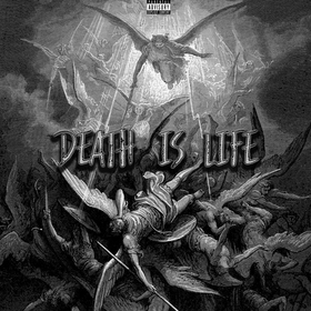 DEATH IS LIFE Lucifer front cover