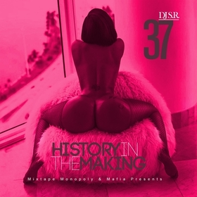 History In The Making 37 DJ S.R. front cover