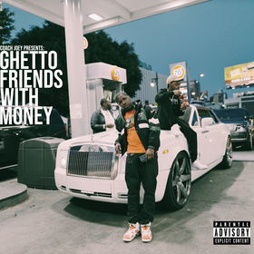Ghetto Friends With Money Coach Joey front cover