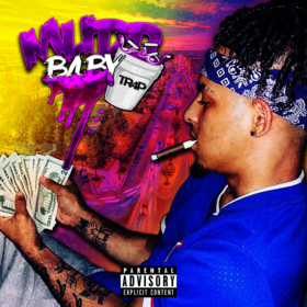 Mudd Baby (By Tr4pBoy) DJ Stop N Go front cover