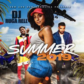 Summer 2019 DJ Ruga Rell front cover