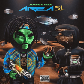 Area 51 Money Man front cover