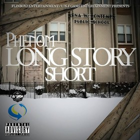 Long Story Short FB Phenom front cover
