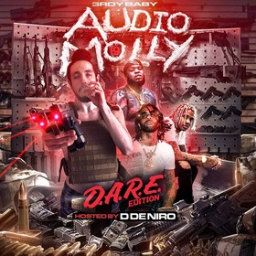 Audio Molly 19 (D.A.R.E. Edition) 3rdy Baby front cover