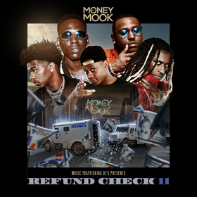 Refund Check 11 DJ Money Mook front cover