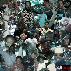 Playaz Only Live Once $upa Black front cover
