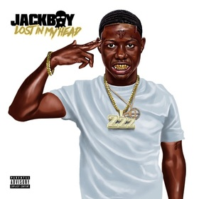 Lost In My Head Jackboy front cover