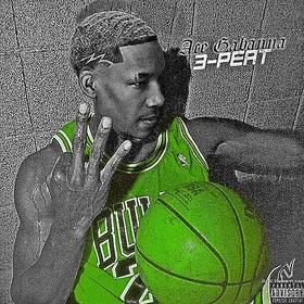 3 Peat Ace Gabanna front cover