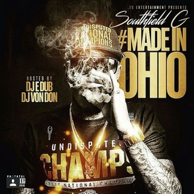 #MadeInOhio Southfield G front cover