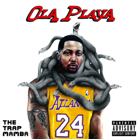 The Trap Mamba Ola Playa front cover
