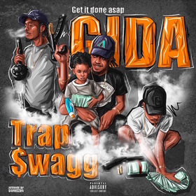 G.I.D.A. Trap $wagg front cover