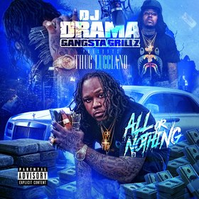 All or Nothing Thug Lucciano front cover