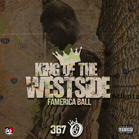 King Of The West Side Famerica Ball front cover