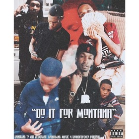 Do It For Montana Grind Gang Ty front cover