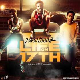 Life On 17th 7eventeenK front cover