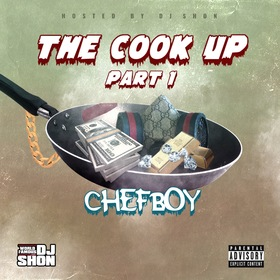 The Cook Up P1 Chef Boy front cover