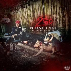 In Dat Lane 2Go front cover
