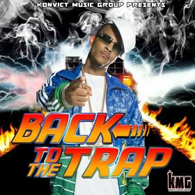 Back To The Trap volume 1 Various Artists front cover