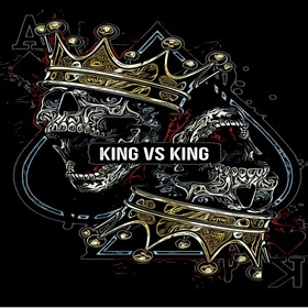 King vs King A.P. Appleberry & Knowl3dg3 front cover