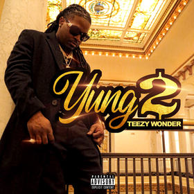 TEEZY WONDER Yung 2 front cover