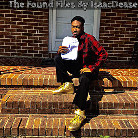 The Found Files Isaac Dease front cover