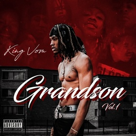 Grandson Vol. 1 King Von front cover