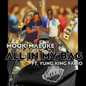 All In My Bag - Mook Maluke ft Yung King Fabio Mook Maluke front cover