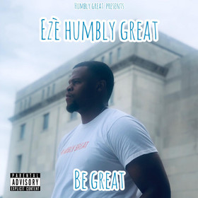 Be Great EP Eze front cover