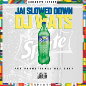 Sprite DJ Wats front cover