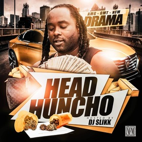 Head Honcho Hosted By DJ Slikk NFM Drama front cover