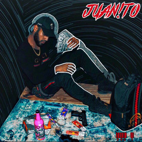Juan!to Mixtape V1 Juanito front cover