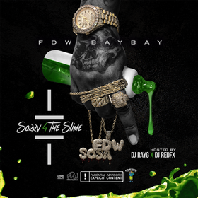 FDW BayBay - Sorry 4 The Slime (Hosted By Dj RayG & Dj RedFx) Dj RedFx front cover