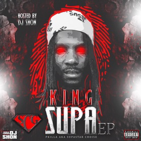 King Supa PKilla  front cover