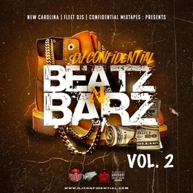 BEATZ-N-BARZ, VOL. 2 by Dj Confidential
