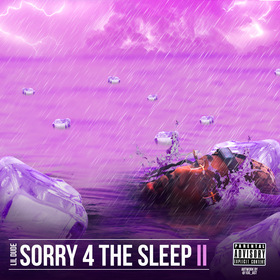 Sorry 4 The Sleep 2 Lil Dude front cover