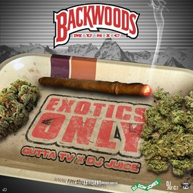 Backwoods Music Various Artists front cover