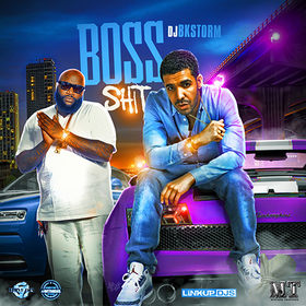 Boss Shit Various Artists front cover