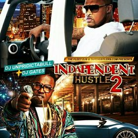 Indapendent Hustle Vol 2 Various Artists front cover