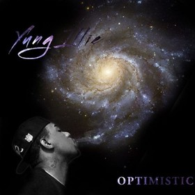 Optimistic Yung Illie front cover