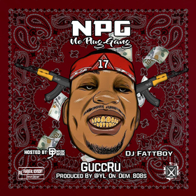 No Plug Gang GuccRu front cover