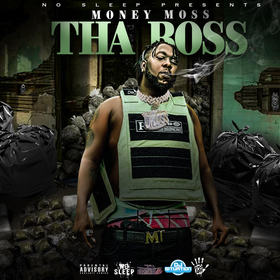 THA BOSS Money Moss front cover