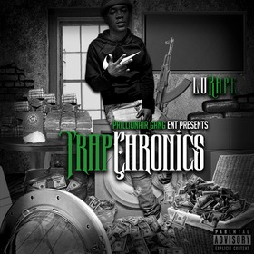 Trap Chronics Lu kape front cover
