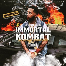 IMMORTAL KOMBAT CHILL iGRIND WILL front cover