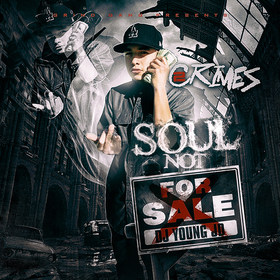 Soul Not For Sale 2Crimes front cover