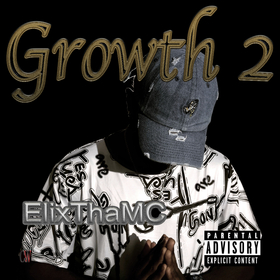Growth 2 ElixThaMC front cover