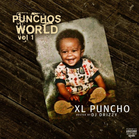 Punchos World Vol.1 XL.Puncho front cover