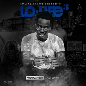 Lolife 3 LoLife Blacc front cover